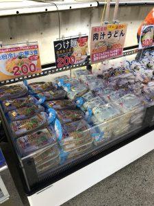岩崎食品 麺バザールラーメン肉汁うどん